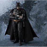 6'' Batman The Dark Knight TDK Bruce Wayne SHF Action Figure Toy Kid Boy Gift UK