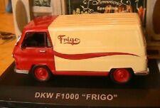 DKW F1000 FRIGO 1/43 IXO ALTAYA SPANIA AUTO UNION AUDI FOURGON TOLE