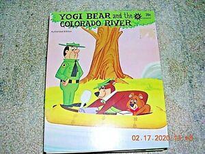 Hanna Barbera YOGI BEAR & THE COLORADO RIVER Durabook 39018 Modern Promo 1972