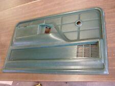 OEM Ford 1973 1979 Truck Door Panel Grn. Trim 1974 1975 1976 1977 1978 F150 F100