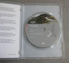 Audi Navigation Plus RNS-E DVD version 2020 France Espagne RNSE Original Neuf
