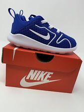 TODDLER BOYS: Nike Kaishi 2.0 Shoes, Blue - Size 8C 844702-400