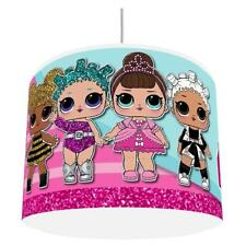LOL DOLLS LIGHT SHADE PINK KIDS ROOM matches duvet set GIRLS   FREE P&P