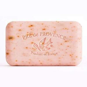 Pre' De Provence Artisanal French Soap Bar Enriched With 150 Gram, Rose Petal