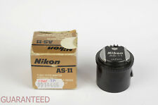 Nikon AS-11 Flash tripod adaptor per SB-16A / SB-17 - Garanzia Tuttofoto.com