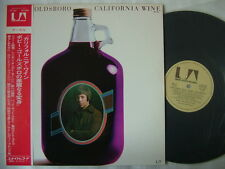 BOBBY GOLDSBORO CALIFORNIA WINE / WITH OBI