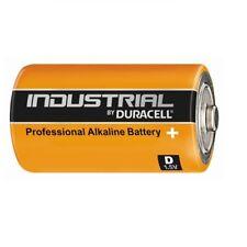10x Duracell Industrial Mono D MN1300 LR20 Alkaline Batterie 1,5V Neue Ware