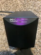 OneAC Conditionone PC360A 3 Amp 120V 1 Phase 4 Outlet Power Conditioner