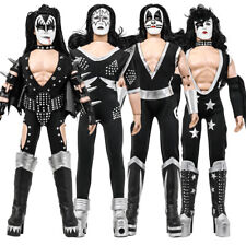 Kiss 8 Inch Action Figures Alive Series: Set of All 4 [Loose]