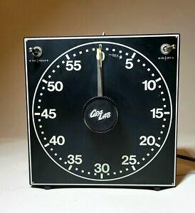Gralab Model 300 Darkroom Timer - Tested! - 60 Minutes