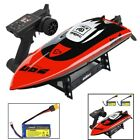 UDIRC Brushless RC Racing Boat 40KM/H High Speed Remote Control Boat w/ Battery