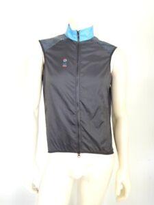ORNOT Men's Black Vest Gilet Black Size MEDIUM