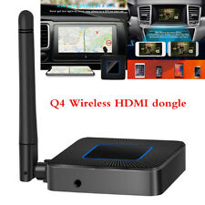 Car WiFi Display Mirror Link Box Wireless Screen DLNA Airplay For Android iPhone