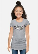 Justice Girls Size 10 CURRENT MOOD Food Tee New with Tags