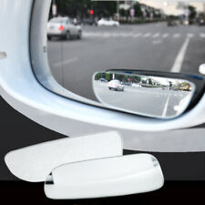 2 x Universal Car Auto 360° Wide Angle Convex Rear Side View Blind Spot Mirror