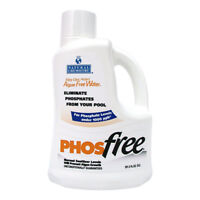 Natural Chemistry PHOSfree Swimming Pool Phosphate Remover Algaecide - 3 Liters