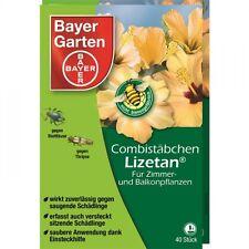 Bayer Combistäbchen Lizetan 40 Stück (12,99€/1Stk)