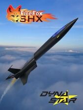 Dynastar Flying Model Rocket Kit FireFox SHX  5036
