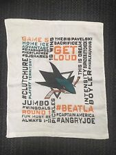 San Jose Sharks vs. Los Angeles Kings 2014 Game 5 Playoff Rally Towel