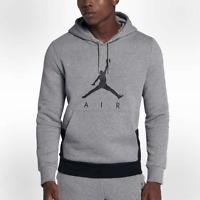 Nike Jordan Jumpman Air GFX Gray Black 942775-093 Men's NEW