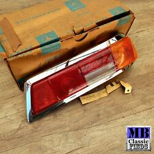 Mercedes Benz W110 190c 200 230 190Dc 200D tail light lens Genuine NOS fintail