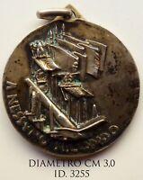 """Battaglia delle Alpi II Corpo  d'Armata 1940 XVIII medaglia argento """"3255"""""""