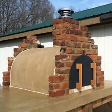 Outdoor Pizza Oven • Wood Fired Oven - Your Outdoor Brick Pizza Oven Awaits!