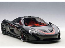 AUTOART 2013 McLAREN P1 MATT BLACK 1:18*New! Hot' Looking Car!