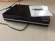 Medion Sat Receiver MD 26001 mit Festplatte , defekt , Sh. Text