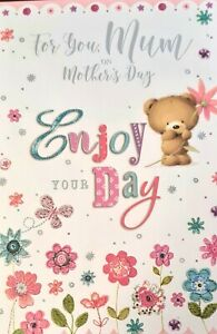 For You Mum on Mother's Day Card