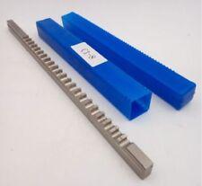 8mm C Push Type Keyway Broach Hss Metric Size Cnc Machine Tool T
