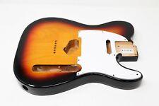 Eden® Premier Series Alder Tele Guitar Body HS 3 Tone Sunburst