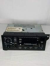 1992-02 OEM Jeep Cherokee Dodge Ram AM FM Radio Cassette Player Untested SAI