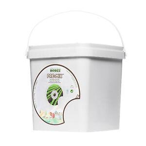 BioBizz Pre-Mix Dry Fertiliser 100% Natural Organic Protect Plant Nutrient - 5L