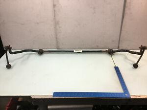 04-06 Porsche Cayenne 3.2L w/coil spring Rear Stabilizer Sway Bar w/Links OEM EP