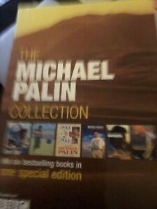 The Michael Palin Collection 6 Books inc Pole To Pole, Sahara,Full Circle.. (jr)