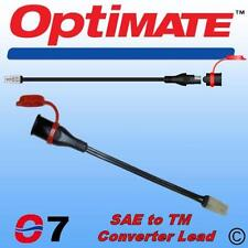 Optimate sae77 Convertidor De Plomo Nueva optimate Cargadores de batería