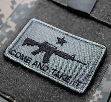 Syria-Iraq SFG ADVISORS SP OPS WARFARE JTF vêlkrö Gray PATCH: Come and Take it