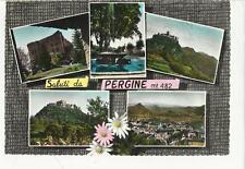 78874 SALUTI DA PERGINE BELLA CARTOLINA SPEDITA 1961