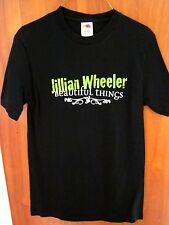 JILLIAN WHEELER small T shirt teenage actress New Hampshire tee Beautiful Things