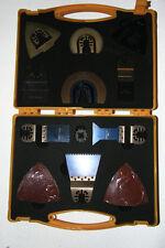 20 tlg Multi Tool Set Multi Master für Fein, Bosch, Worx Kofferset Komplettset