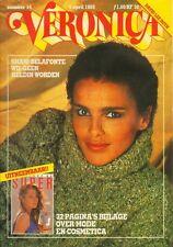 VERONICA 1985 nr. 14 - SHARI BELAFONTE/KARIN BLOEMEN/LESLIE CARON/DAVID LEE ROTH