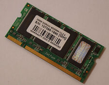 256 MByte SO-Dimm JETRAM J56D3AT-6 DDR PC2700 333 MHz TOP! (M2)