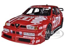 ALFA ROMEO 155 V6 TI DTM 1993 LARINI #8 ZOLDER WINNER 1/18 BY AUTOART 89303
