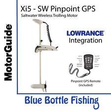"MotorGuide Xi5 - 80lb (60"") (24v) Saltwater Pinpoint GPS Trolling Motor"