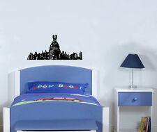 PLANETA OA Green Lantern Infantil Adhesivo para dormitorio pared imagen Gotham