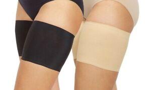 Anti Scheuer Band für Oberschenkeln Elastischer Strumpfband Unterwäsche