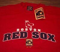VINTAGE STYLE BOSTON RED SOX MLB BASEBALL WORLD SERIES T-Shirt MEDIUM NEW w/ TAG