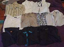 Lot Revendeur, 10 Chemises Homme Idéal Friperie Divers Vêtements