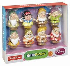 Little People Disney Princess Snow White and the Seven Dwarfs 7 Dopey 4 Cottage